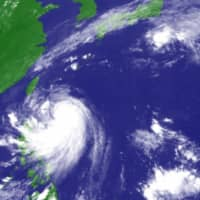 Weather agency warns southwestern Japan to ready for possible typhoon later this week