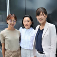 Muted in country of birth, three women fight for voice and choice in Japan