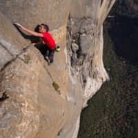 Don't look down: Alex Honnold's climb and preparations have been condensed to 100 minutes for the big screen.   © 2018 NATIONAL GEOGRAPHIC PARTNERS, LLC. ALL RIGHTS RESERVED