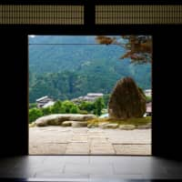 Leave your troubles behind: The peaceful mountain view as seen from Zenagi hotel's front door. | GABRIELE BORTOLOTTI