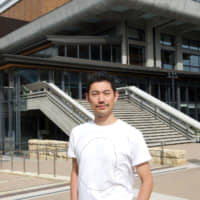 Art of the festival: Yusuke Hashimoto will step down from the post of program director for Kyoto Experiment, a festival he established a decade ago. | LUCILLE REYBOZ