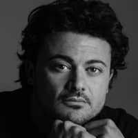 Devoted artist: Vittorio Grigolo has taken opera to new settings, such as railway stations and airport, in a bid to bring the discpline into the modern age.