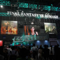 Fantasy revisited: Square Enix revealed new footage of its upcoming Final Fantasy VII Remake at the Tokyo Game Show. | JASON COSKREY