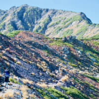 Hiking on high: Mount Kita is Japan's second tallest mountain and the tallest within the Minami Alps National Park, which is home to 10 peaks over 3,000 meters. | OSCAR BOYD