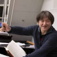 A life of music: Kazushi Ono first conducted in public at the age of 11. | MASAHIKO TERASHI / COURTESY OF NEW NATIONAL THEATRE, TOKYO