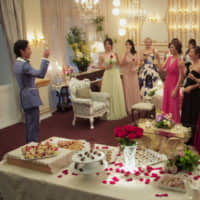 Escape the usual TV snoozefest with season three of 'The Bachelor Japan'
