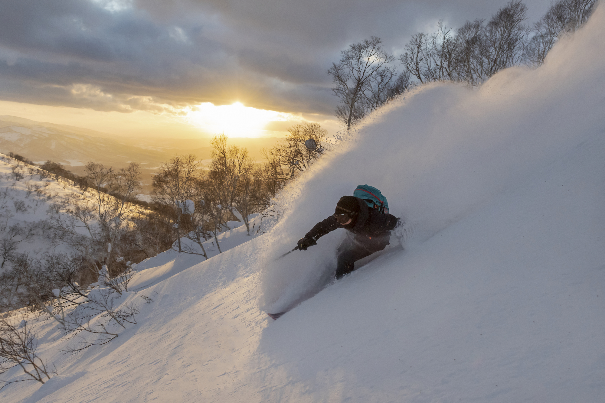 The Niseko ski resort area is renowned for its high-quality powder snow and premium trails. | NISEKO TOURISM