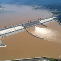 China has more dams than any other nation as well as the world's largest dam, the Three Gorges Dam. | WANG GANG — IMAGINECHINA
