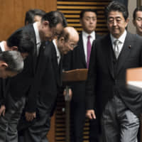 Abe's lesson in stability and pragmatism