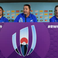 All Blacks and Springboks set for titanic clash at Rugby World Cup