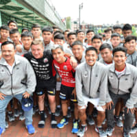 Thai star drives J. League's popularity abroad