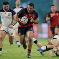 England trounces U.S. with tidier performance in second win at Rugby World Cup
