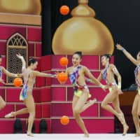 'Fairy Japan' wins first group world championship gold