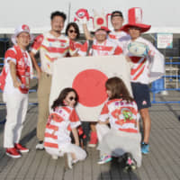 Fans stoked for start of Rugby World Cup