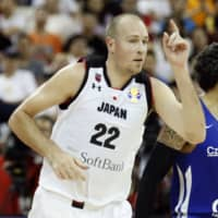 Naturalized Japan big man Nick Fazekas looking forward to playing against U.S.