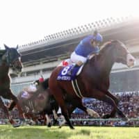 Tower of London wins 1st G1 title at Sprinters Stakes
