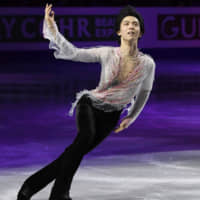 Hanyu set for season debut in Canada