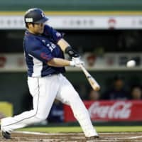 In-form slugger Takeya Nakamura ignites Lions with first-inning blast against Buffaloes