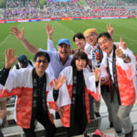 Kamaishi saluted by fans and players for its resilience