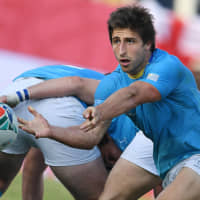 Uruguay's upset of Fiji boosts interest in rugby at home