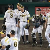 Tigers win sixth straight to leapfrog Carp for Climax Series spot