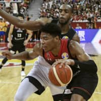 Rui Hachimura to sit out remainder of FIBA World Cup