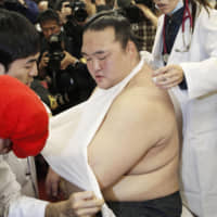 Injuries continue to impact sumo landscape