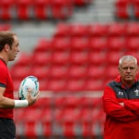 Wales looks to put past behind as it faces Georgia