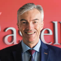 Rudy Kozak, General Manager of Astellas Pharma Prague