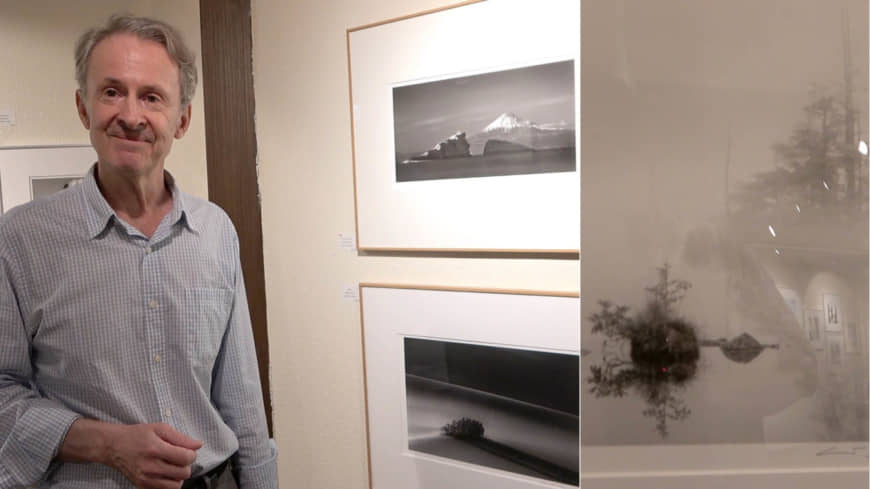 [VIDEO] 'Landscapes 1999-2019 U.S.A. and Japan' photo exhibition in Tokyo's Roppongi district