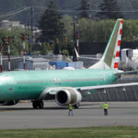 Cracks found at 'pickle fork' wing-fuselage junction on over 5% of older Boeing 737s, prompting groundings