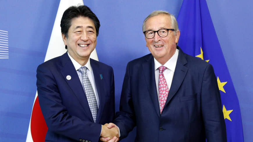 EU to ease post-Fukushima restrictions on Japanese food imports possibly by yearend