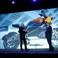 Harley halts output of electric model pivotal to revival bid