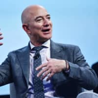 Jeff Bezos's Blue Origin partners with Lockheed and others on moon lander