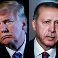 Trump threatens to 'obliterate' Turkey's economy if it takes 'off-limits' actions in Syria