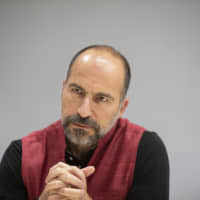 Uber CEO Khosrowshahi vows to deliver a profit, with help from India