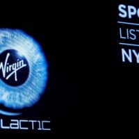 Richard Branson's Virgin Galactic space tourism venture achieves NYSE debut liftoff