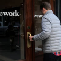 SoftBank plans $5 billion in rescue financing for WeWork