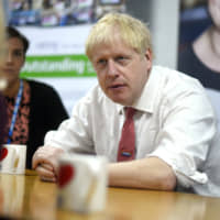 Brexit ball is in your court now, U.K.'s Johnson tells EU
