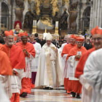 With installation of more cardinals, Pope Francis sets future direction of Catholic Church