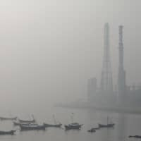 China's targets for reducing winter smog are not enough, data shows