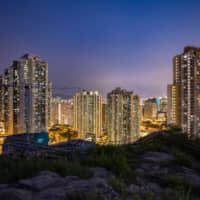 Land-scarce Hong Kong sees solution in 'underground urbanism'