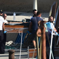 Italy retrieves seven bodies from Oct. 7 migrant shipwreck off Lampedusa