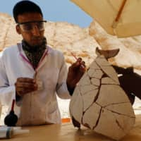 Ancient Egyptian industrial zone found near Luxor
