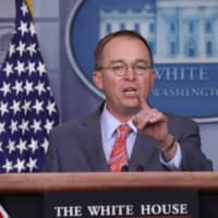 White House's Mick Mulvaney did not mull quitting over 'quid pro quo' flap