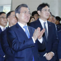 South Korean President Moon Jae-in faces crisis with echoes of predecessor Park's downfall