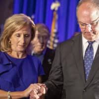 Deep South's only Democratic governor faces November run-off