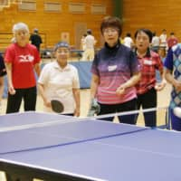 Physical strength of elderly Japanese continues to improve, sports agency survey finds