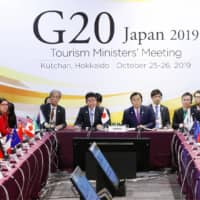 G20 ministers vow to address issue of 'overtourism' at Hokkaido meeting