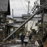 The new norm: Japanese experts warn of more rain, raging rivers and submerged homes